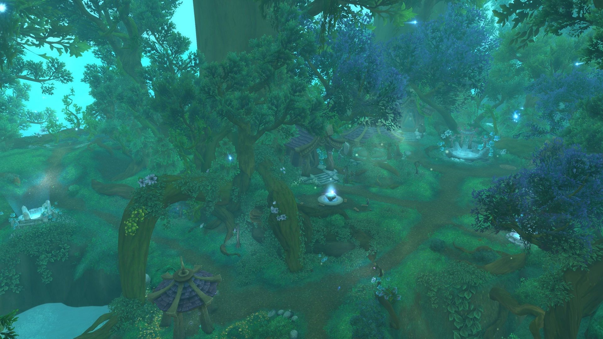 Druid Hidden Artifacts Appearances and Effects
