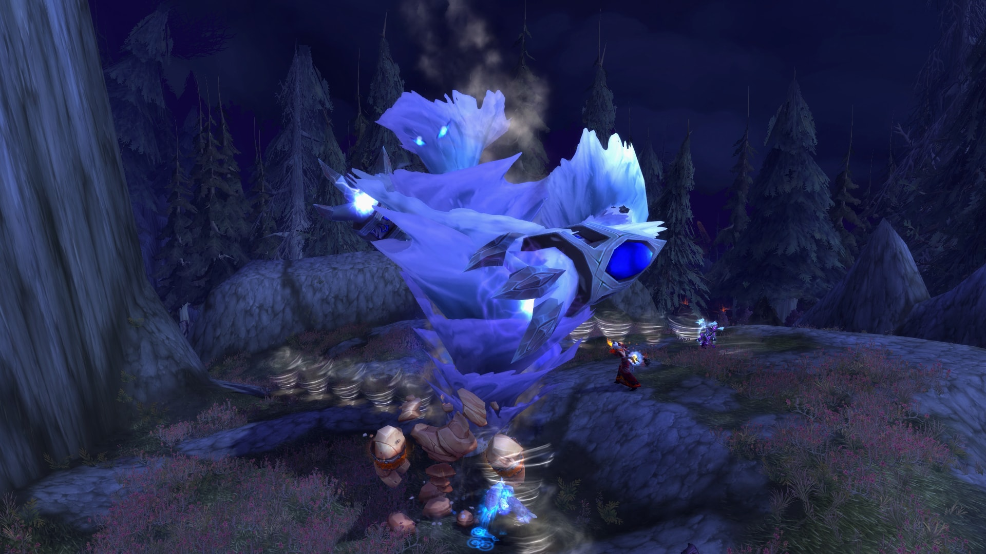 Battle for Darkshore Warfront Rewards - Mounts, Pets and Toys