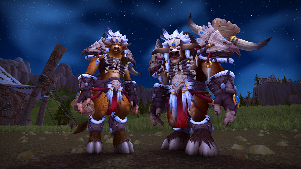 Heritage Of The Shu Halo Tauren Heritage Armor Guide In the ptr 8.1 you can complete the questline, but the transmog item reward and the. the shu halo tauren heritage armor guide