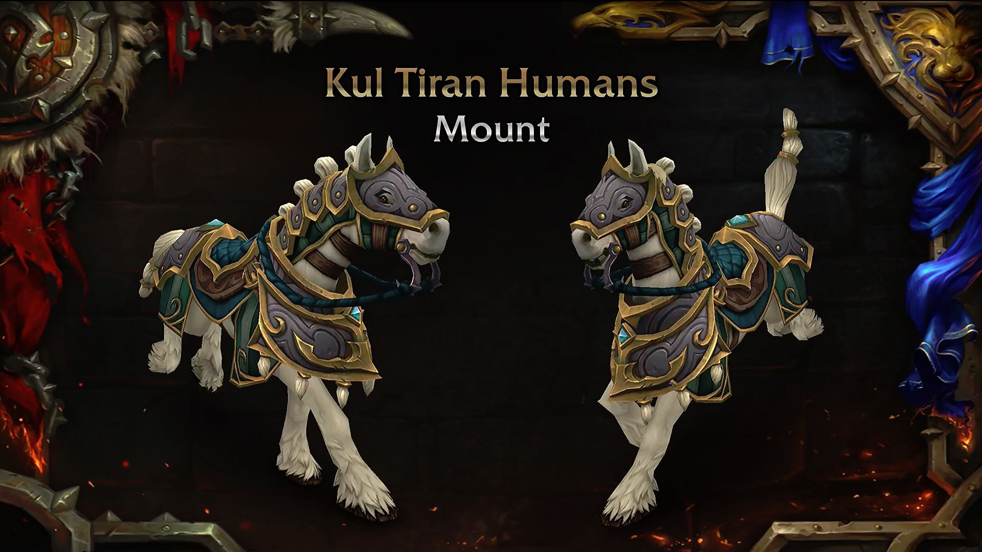 Zandalari Trolls and Kul Tiran Humans Unlock Requirements