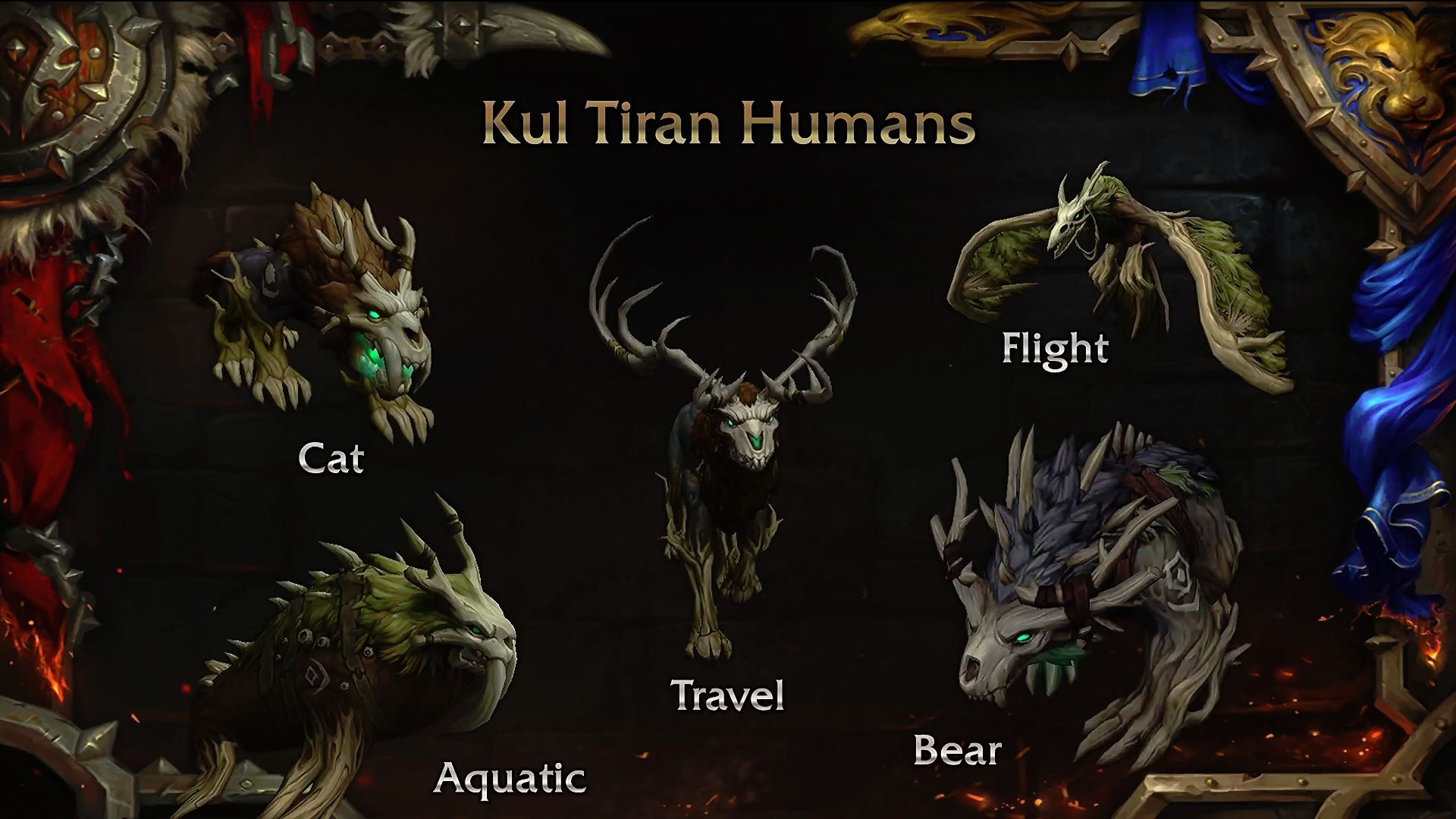 47105b38f Kul Tiran Humans Allied Race