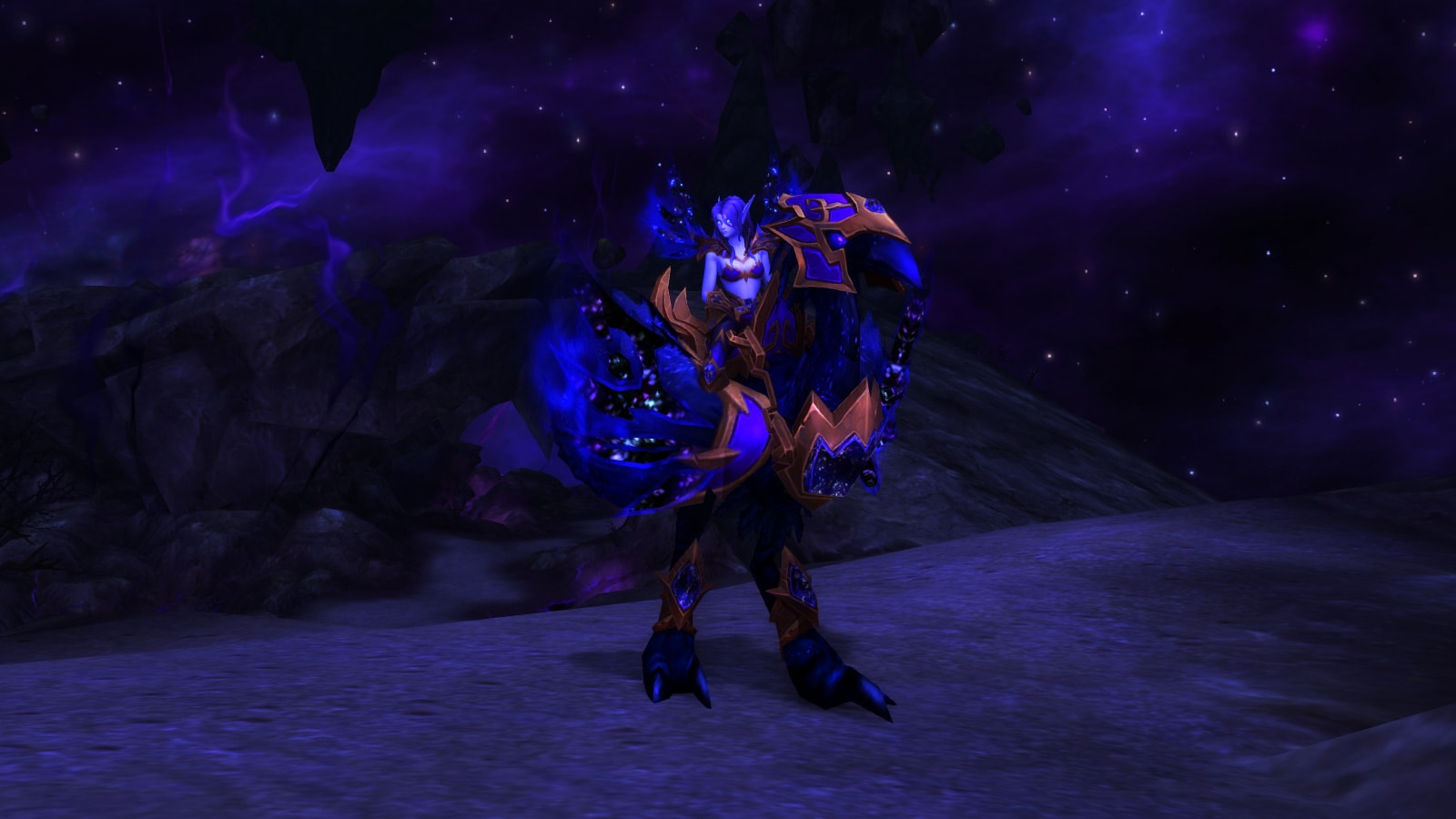 Void Elves Allied Race Guide Really finishes the heritage armor's look. void elves allied race guide